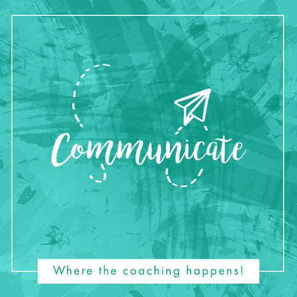 communicate coaching